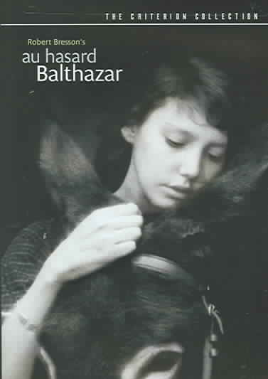 AU HASARD BALTHAZAR BY BRESSON,ROBERT (DVD)