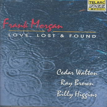 LOVE LOST AND FOUND BY MORGAN,FRANK (CD)